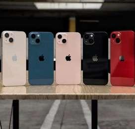 Nuevos iPhone 13 128Gb Disponibles Entrega inmediata