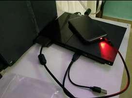 Ps2 Slim 90001 con disco duro