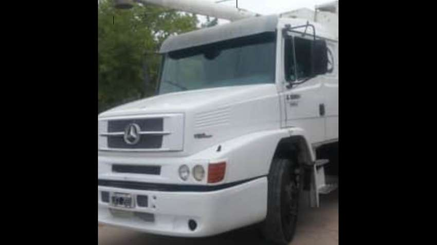 Camion mercedes 1624 0