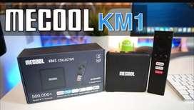 Mecool km1Collective-4Gb+64gb NUEVO+Chromecast integrado