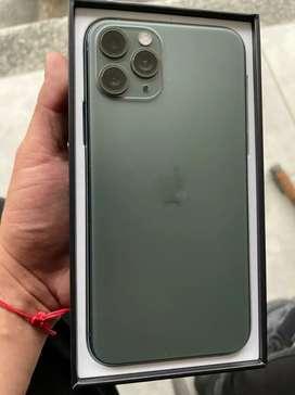iPhone 11pro 128gb como nuevo factura