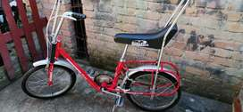 Vendo bicicleta antigua original