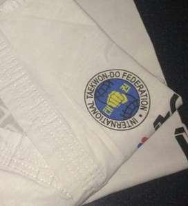 Uniforme Dobok Taekwondo Itf