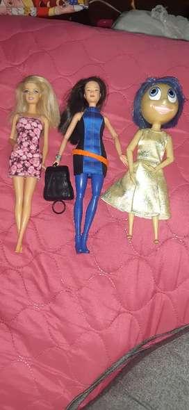 Barbies lote o unidad