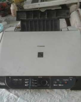 Impresora multifuncion canon mp140 no funciona