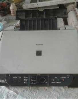 Impresora multifuncion canon mp140 no funciona