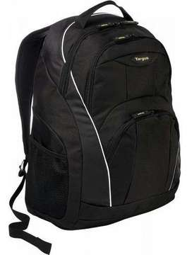 Morral Targus Motor Backpack Tsb194 Negro Laptop Hasta 16''