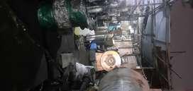Lavadora industrial motor  trifasico