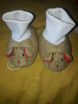 Pantuflas para Bebé