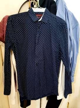 Camisa Zara Talla S Slim fit Original