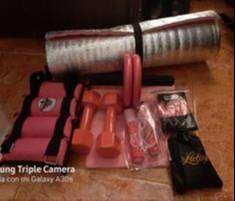 kit de gym en casa