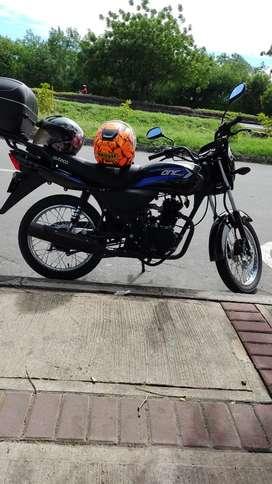 Moto victory one auteco