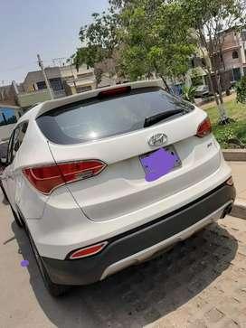 Vendo Hyundai Santa Fe /por ocacion  $16000