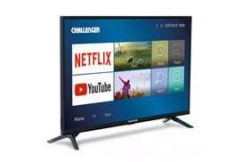 "$549.900   Agregar al carrito  TV CHALLENGER 32"" Pulgadas 80 Cm 32TL48 LED HD Smart TV"