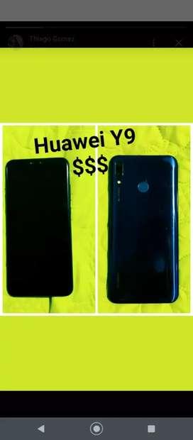 Vendo Huawei y9 en buen estado