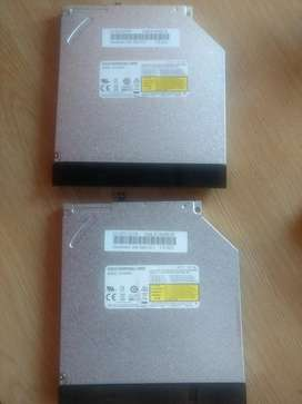 Lectograbadoras de Cd Dvd Notebook