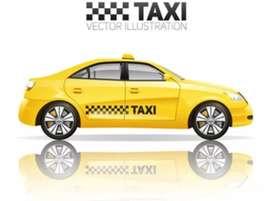 Se vende acciones y derechos de un taxi