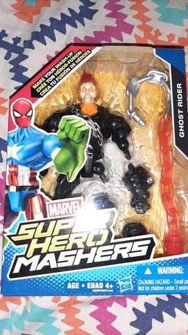 Figura de colección Ghost Raider Hasbro