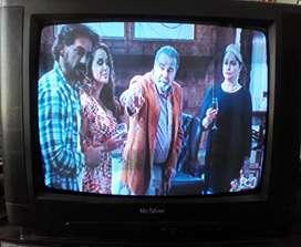 Televisor Mc Silver 21p Como Nuevo