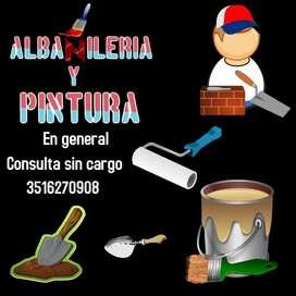 Albañileria Y Pintura