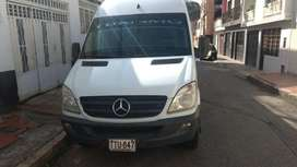 Se Vende! mercedez-benz sprinter/Microbus 2014