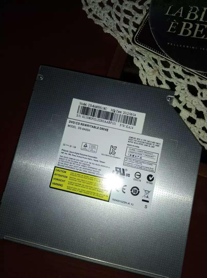 Grabadora Lectora De Dvd Cd Rw Slim 9,5mm Para Notebook 0
