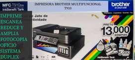 IMPRESORA DUPLEX BROTHER T910