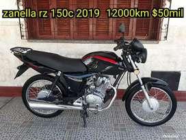 Vendo zanella rx 150c