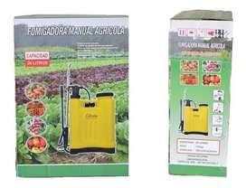 Fumigadora manual agricola