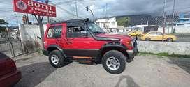 Montero 4x4 año 1996