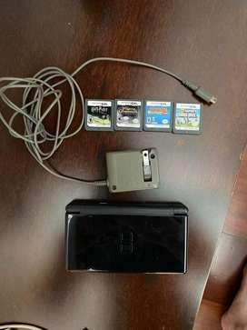 Nintendo DS Negro