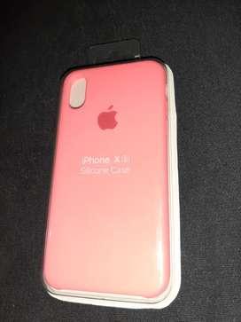 Funda IPhone X o Xs Silicona