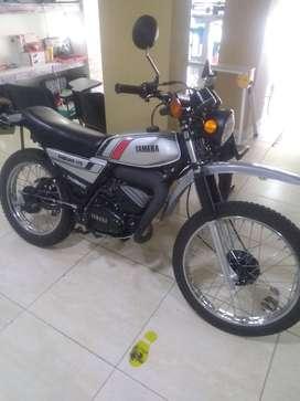 moto enduro 175