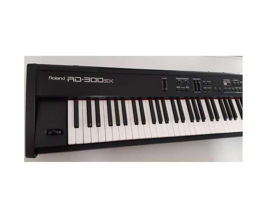 Vendo PIANO ELECTRICO - Roland RD300  88 teclas 0