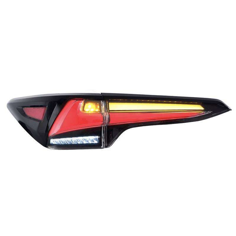 GUIAS LED TOYOTA FORTUNER 16-20 0