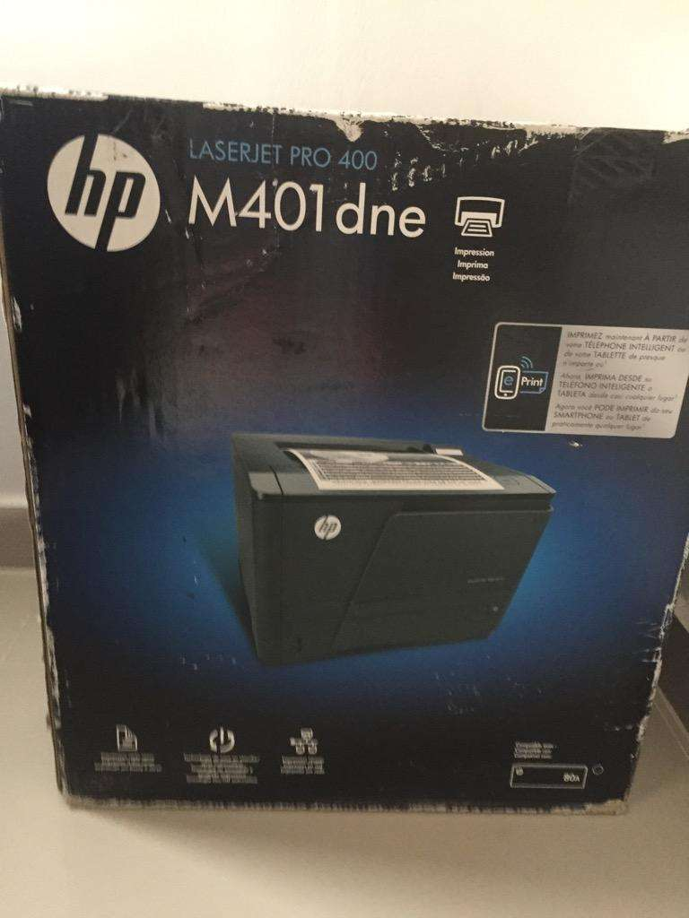 Impresora Hp Laserjet Pro 400 0
