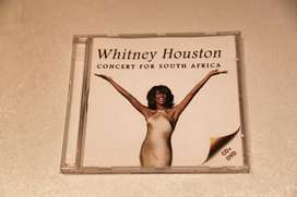 Whitney Houston Concert for South Africa