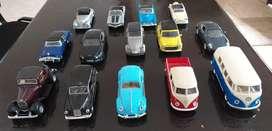 Coleccion carros antiguos escala 1#43
