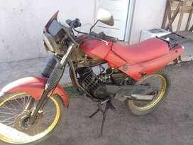 MOTO CONDOR PUCH 50CC DE COLECCION