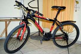 Vendo bicicleta SUNNY Rodado 26, cuadro talle M. $27.000