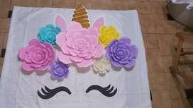 Flores de unicornio