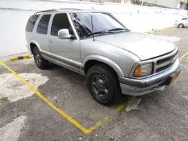 Chevrolet mini blazer 1995 4×4 en buen estado