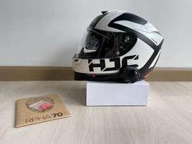 Casco moto HJC RPHA 70st Balius Talla M