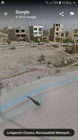 Terreno Residencial En Venta - Lurigancho (Chosica) - Lima - ID 123794
