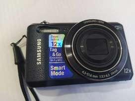 Camara Smart Samsung wifi nfc 16mpx  como nuevo