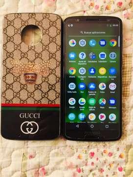 Se vende Motorola g6 en perfectas condiciones