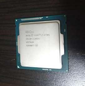 Procesador Intel core i7 cuarta generación 4790s