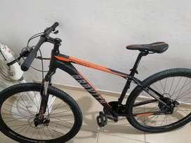 Bicicleta rali para estrenar nueva