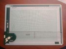 VENDO Tabla de dibujo Técnico Faber Castell TZ PLUS A3-1083. Made in Germany. Casi nueva, perfecto estado.
