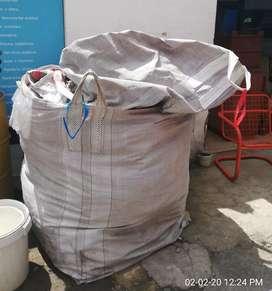 Globos para reciclaje
